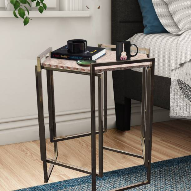 ascent homes Steel Side Table