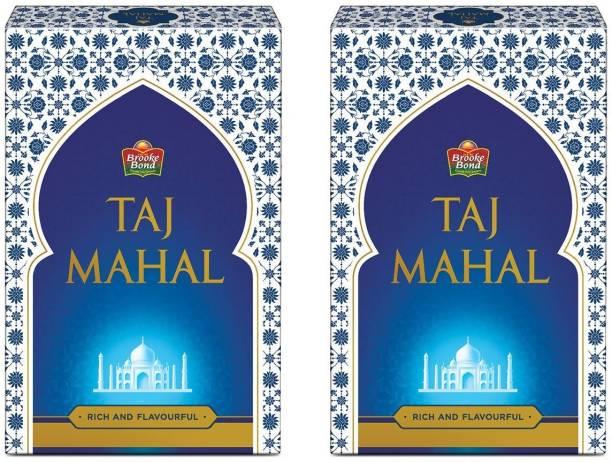 Taj Mahal Tea 250 Pack Of 2 Tea Box