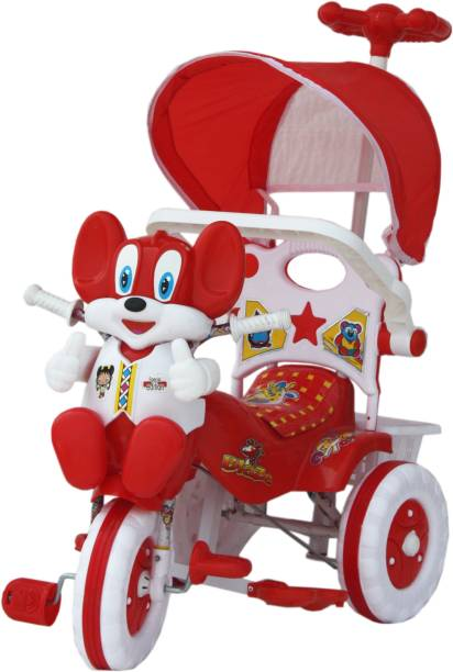 AMARDEEP Red- 1522MZ Tricycle