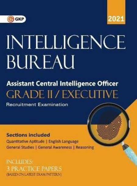 Intelligence Bureau 2021 Assistant Central Intelligence Officer (Grade II/Executive)