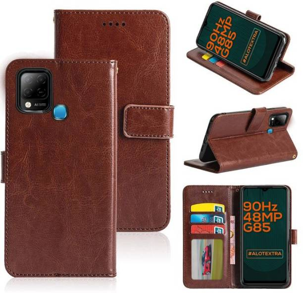 BOZTI Back Cover for Infinix Hot 10s