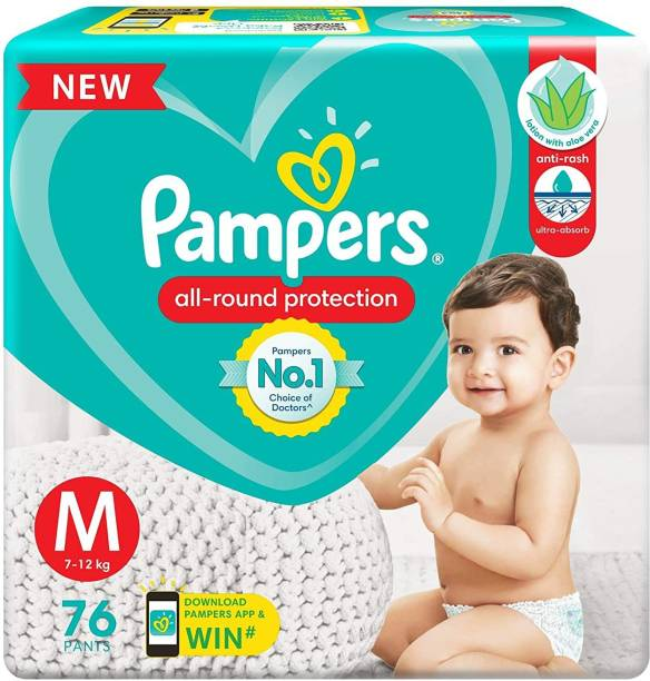 Pampers M 76 - M