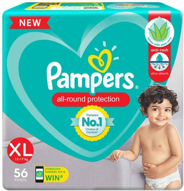 Pampers XL 56 - XL