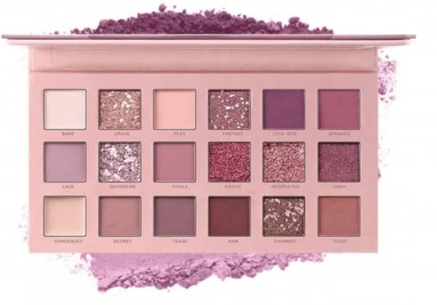 NYN HUDA Insta Beauty Nude Eye Shadow Palette 18 g