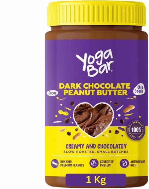 Yogabar Dark Chocolate Peanut Butter 1000 g