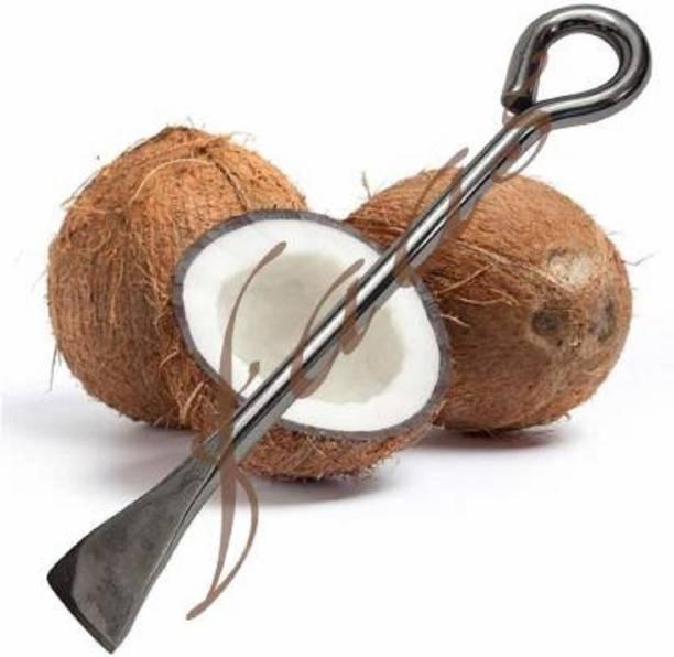 Cltllzen coconut steel rod opener Straight Peeler