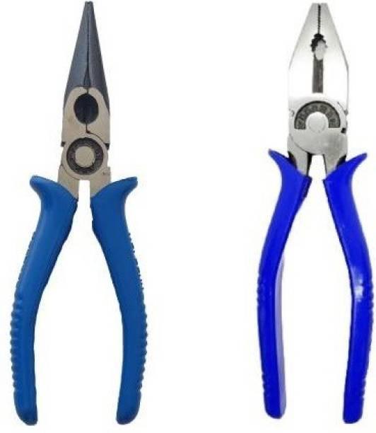 vyas Hand Tool Kit (nose plier & Plier) Needle Nose Plier