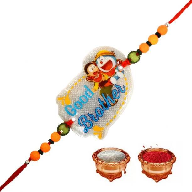BuyersCue Kids Chawal Roli Pack, Rakhi  Set