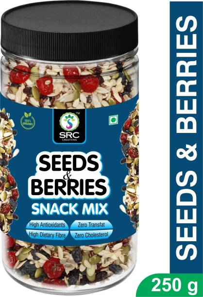 SRC Seeds & Berries Snack Mix