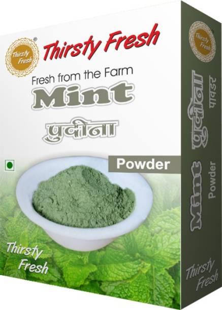 Thirsty Fresh Mint Powder - Dehydrated