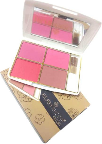 HB Blusher Set of 4 Color with Brush