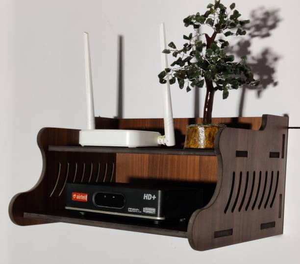 Teakwood stb06 Engineered Wood Display Unit