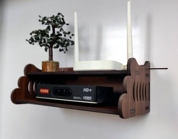 Teakwood stb03 Engineered Wood Display Unit
