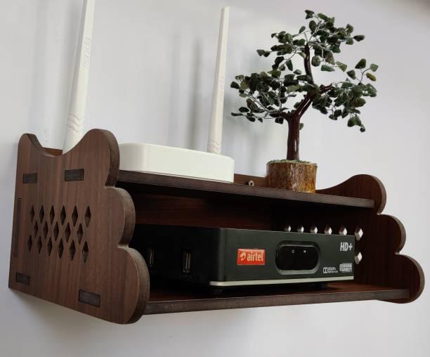Teakwood stb01 Engineered Wood Display Unit