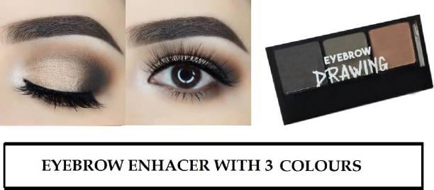 Diaz Eyebrow Enhancer With Brush 6.8 g