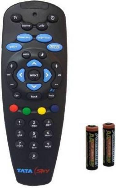 SHAILRON  Original Universal(Company Remote) TATA SKY Remote Controller