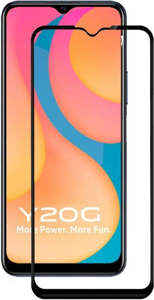 Gorilla Original Edge To Edge Tempered Glass for ViVO Y20G