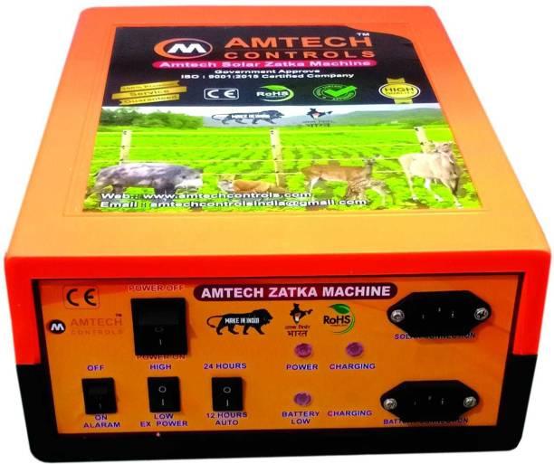 Amtech Controls Solar Zatka Machine PWM Solar Charge Controller