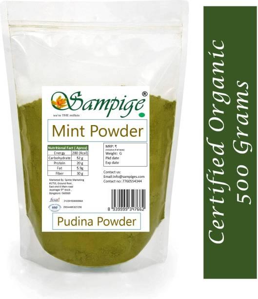 Sampige Mint-powder-500