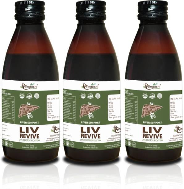 Hindrishi Ayurveda Liv Revive