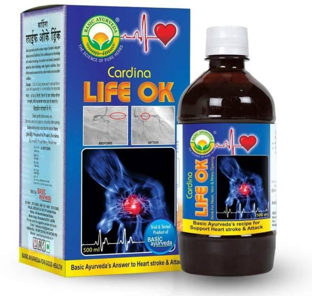 Basic Cardina Life OK with Honey