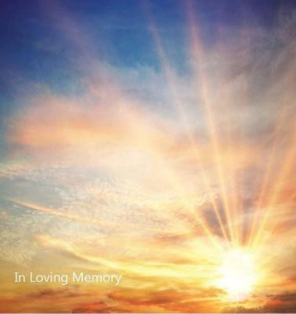 In Loving Memory Funeral Guest Book, Wake, Loss, Memorial Service, Love, Condolence Book, Funeral Home, Church, Thoughts and In Memory Guest Book (Hardback)