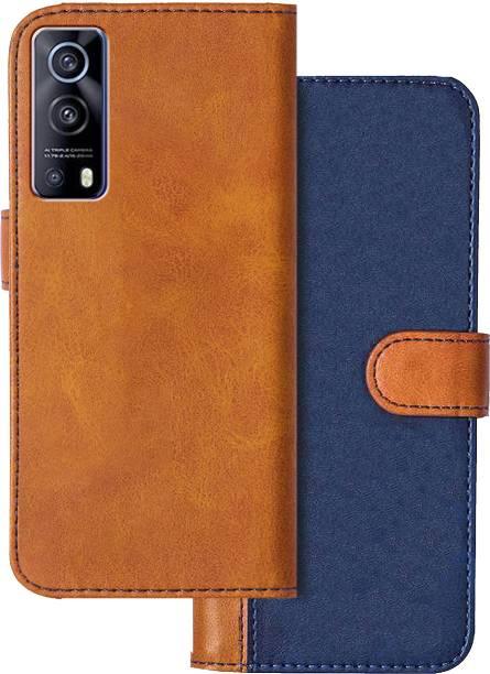 Flipkart SmartBuy Flip Cover for iQOO Z3 5G