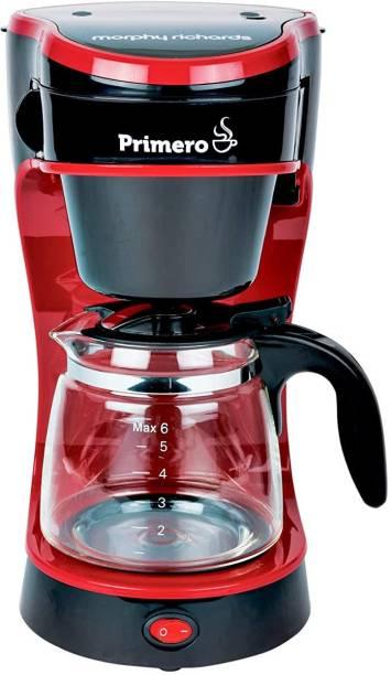 Morphy Richards Primero 6 Cups Coffee Maker