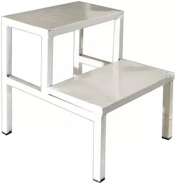 AE Products Two Step Stool For Bed Hospital Food Stool