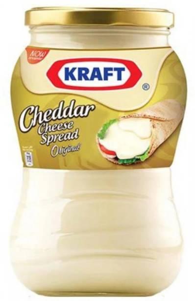 KRAFT Cheddar Cheese Spread Original , 480g 480 g
