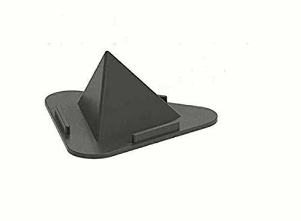 JK Paradise Universal For All Smartphone Multi Angle Table Mobile Holder Pyramid Style 3 Sides Mobile Holder Stand Mobile Holder
