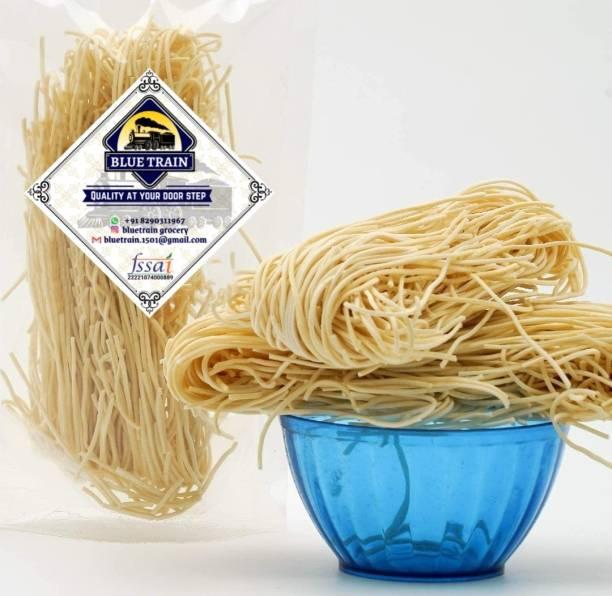 BLUE TRAIN Hakka Noodles | Rice Noodle | Plain Noodles | Chowmein Gluten Free | Long, slurpy Noodles Hakka Noodles Vegetarian