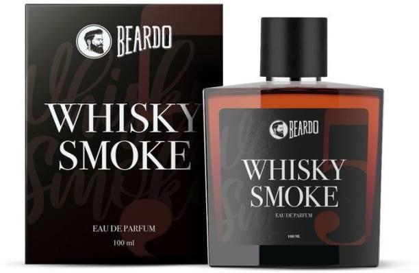 BEARDO Whisky Smoke EDP 100 ml Eau de Parfum  -  100 ml