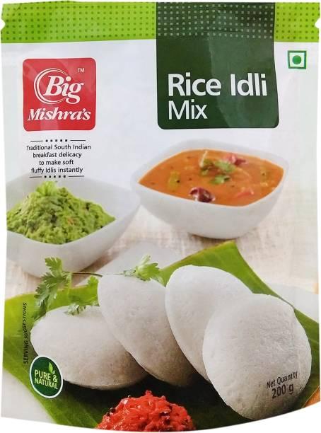 Big Mishra's Rice Idli Mix 200 g
