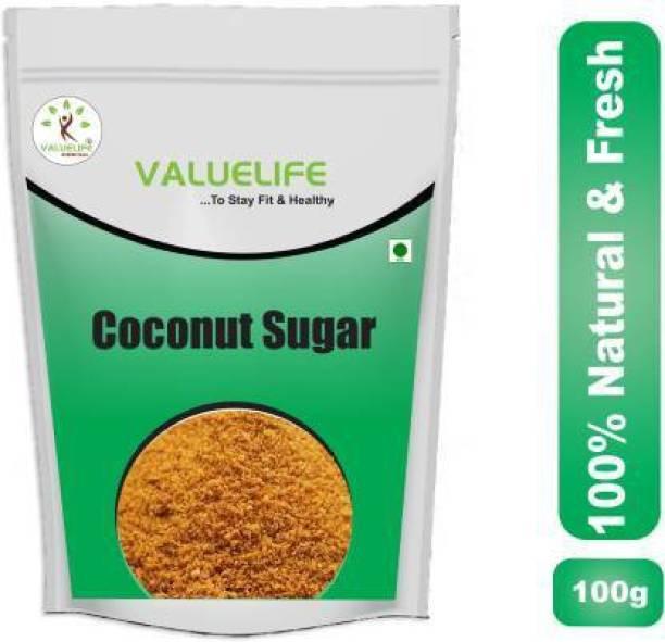 Value Life COCONUT SUGAR (100g) Sugar