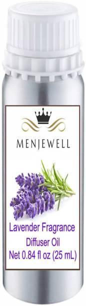 Menjewell Lavender Fragrance Aroma Oil, Diffuser