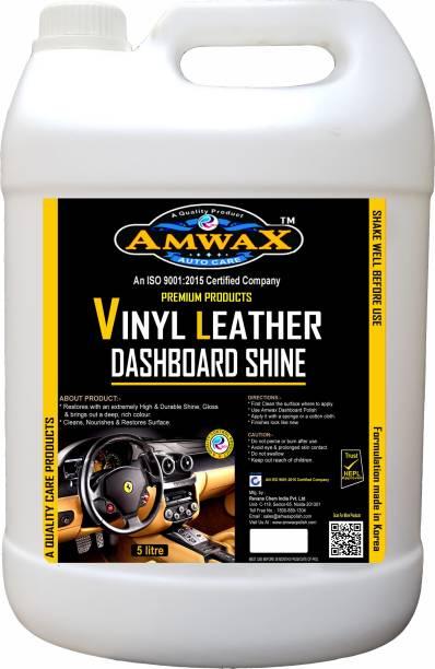 amwax Liquid Car Polish for Dashboard