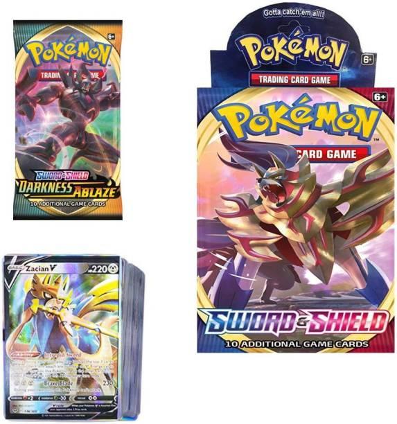 AncientKart Pokemon cards Sword and Shield Sun Moon Big Booster deck
