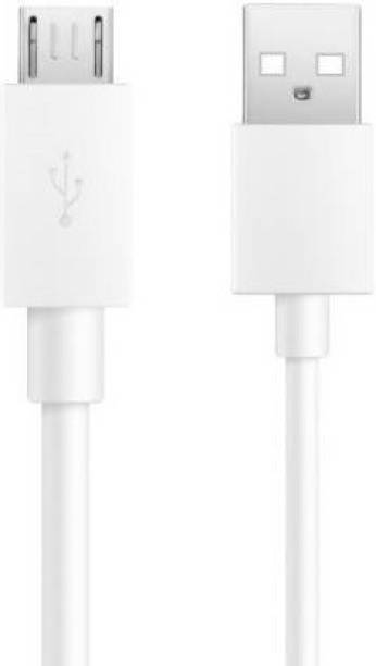 OPPO Micro USB Support Cable Compatible 3 A 1 m Micro USB Cable
