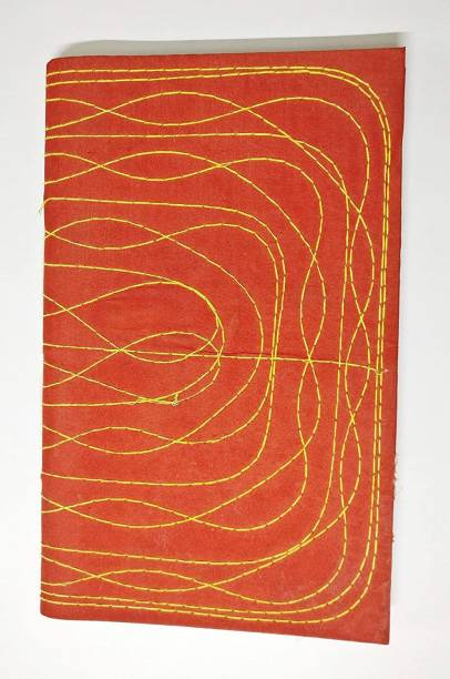 SPM Red binding Regular Notebook Singled ruled 300 Pages