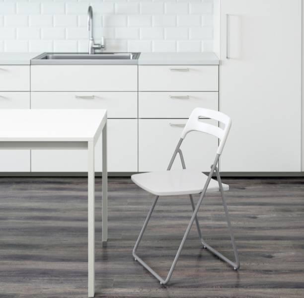 IKEA Nison Metal Dining Chair