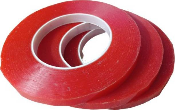 AANK PET Polyester Tape DOUBLE-SIDED RED POLYSTER TAPE