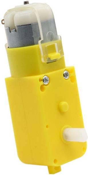 MANDAL22 BO Motor Dual shaft Smart Car Robot Gear Motor (1 PCS) Motor Control Electronic Hobby Kit