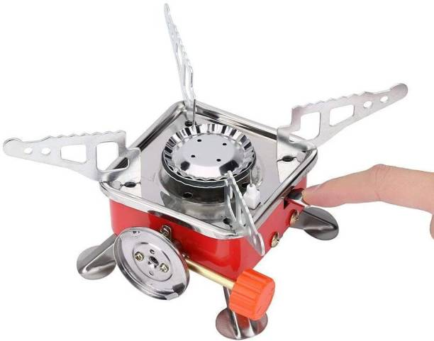 krenz Stainless Steel Manual Gas Stove