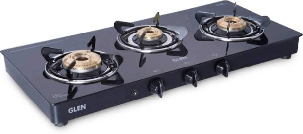 GLEN 1033 GT BB Glass Automatic Gas Stove