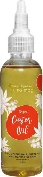 Aroma Magic Organic Castor Oil Hair Oil