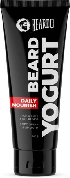 BEARDO Daily Nourish Beard Yogurt 50gm Beard Cream