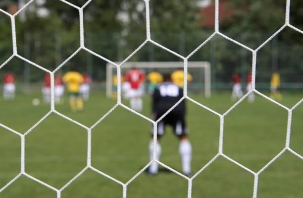 Supreme Football Net-02 (White) Hexagon Design Football Net
