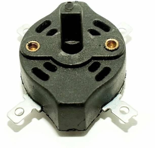 PMW 3 Way Rotary Switch Regulator for Coolers/Table Fans Step-Type Button Regulator