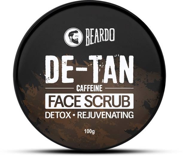BEARDO De-Tan Face  Scrub